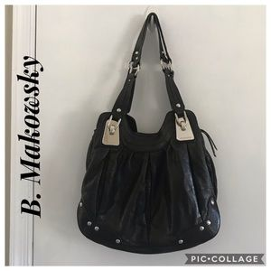 Makowsky Leather Purse